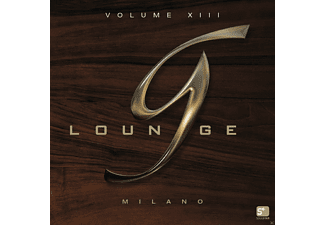 VARIOUS - G Lounge Milano 13 - (CD)