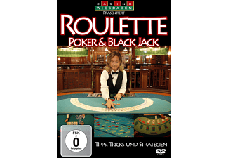Poker: Black Jack & Roulette - (DVD)