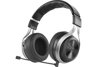LUCID SOUND LS30 Universal Gaming Headset Schwarz, Gaming Headset, Schwarz