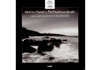 William & Mackenzie Jackson - Notes From A Hebridean Island - (CD)