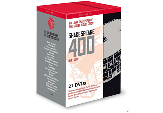 VARIOUS - Shakespeare 400 - (DVD)