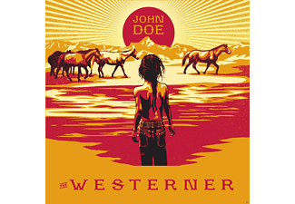 John Doe - The Westerner - (CD)