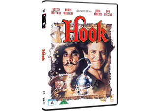 Hook Äventyr DVD