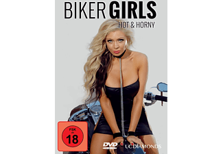 Biker Girls - Hot & Horny - (DVD)