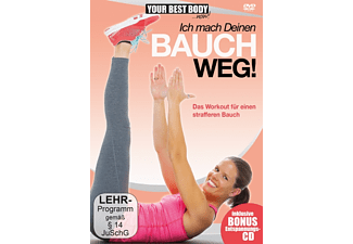 Your Best Body - Bauch weg! - (DVD + CD)