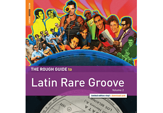 VARIOUS - Rough Guide: Latin Rare Groove Vol.2 [LP + Download]