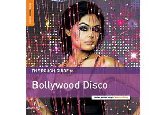 VARIOUS - Rough Guide: Bollywood Disco [LP + Download]
