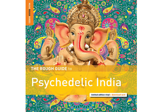 VARIOUS - Rough Guide: Psychedelic India - (LP + Download)