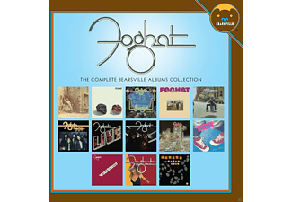 Foghat - The Complete Bearsville Albums Collection (CD)