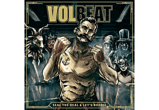 Volbeat - Seal the Deal & Let's Boogie - (CD)