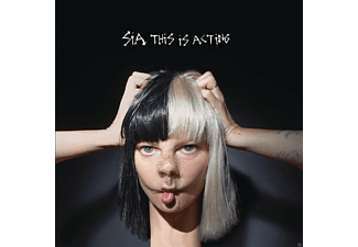 Sia - This Is Acting - (Vinyl)