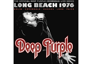 Deep Purple - Long Beach 1976 (2016 Edition) | CD