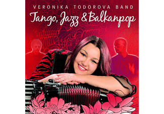 Veronika Todorova Band - Balkanpop - (CD)