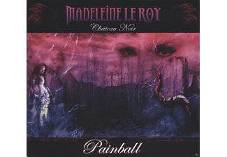 Madeleine Le Roy - Chateau Noir-Painball - (CD)