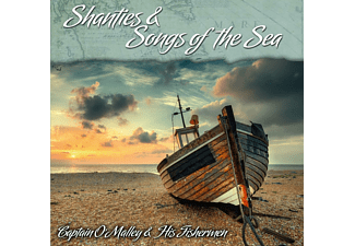 Captain O'malley & His Fishermen - Shanties & Songs Of The Sea - (CD)