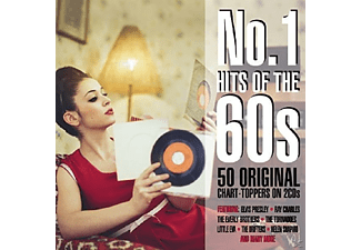 VARIOUS - No 1 Hits Of The 60s - (CD)