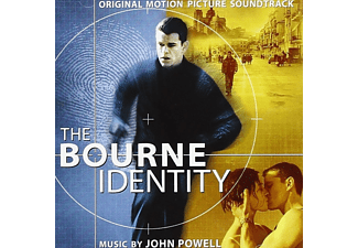 John Powell - The Bourne Identity - (CD)