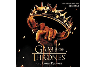 Ramin Djawadi - Game Of Thrones: Staffel 2 - (CD)