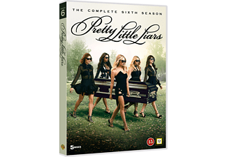 Pretty Little Liars S6 Thriller DVD