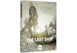 The Last Ship S2  DVD