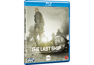 The Last Ship S2  Blu-ray