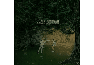 Clair Morgan - New Lions And The Not-Good Night - (Vinyl)