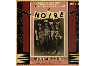 VARIOUS - La Noire - Please Mr Playboy! (Vol. 2) - (Vinyl)