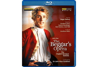 Roger/gardiner/english Baroque Solists Daltrey - John Gay: Beggars Opera - (Blu-ray)