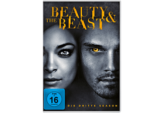 Beauty And The Beast - Staffel 3 - (DVD)