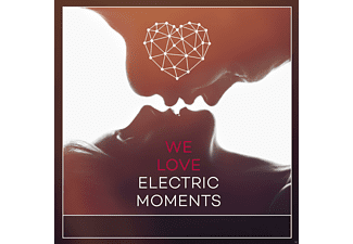 VARIOUS - We Love Electric Moments [CD]