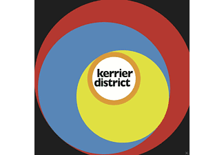 Kerrier District - Kerrier District (Re-Mastered) - (CD)