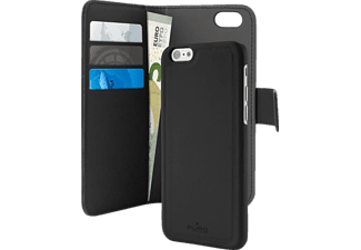 PURO Προστατευτική θήκη PURO DETACHABLE WALLET για iPhone 6 / 6s - (IPC647BOOKC3BLK)