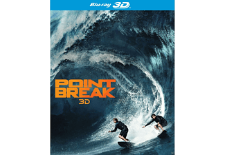 Point Break 3D BD&2D BD, Blu-ray