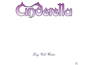 Cinderella - Long Cold Winter [Vinyl]