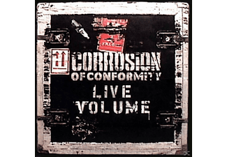 Corrosion Of Confirmity - Live Volume - (Vinyl)