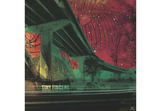 Tiny Fingers - We Are Being Held By The Dispatcher - (Vinyl)