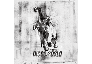Disco Oslo - Tyke - (LP + Download)