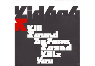 Kid 606 - Kill Sound Before Sound Kills - (CD)