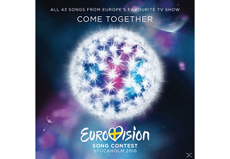 Various - Eurovision Song Contest - Stockholm 2016 | CD