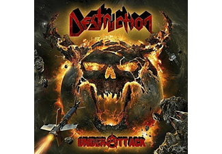 Destruction - Under Attack - (Vinyl)