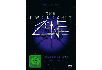 The Twilight Zone - Unbekannte Dimensionen - Teil 2 - (DVD)