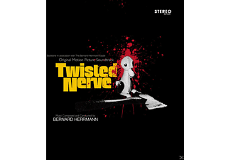 Bernard Herrmann, OST/VARIOUS - Twisted Nerve/Super Deluxe Black Ed./Lp+Cd+7'' - (LP + Bonus-CD)