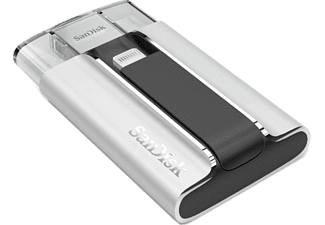 SAN DISK iXpand Flash Drive 32 GB - (SDIX-032G-G57)