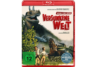 Versunkene Welt - The Lost World - (Blu-ray + DVD)