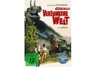 Versunkene Welt - The Lost World - (DVD)
