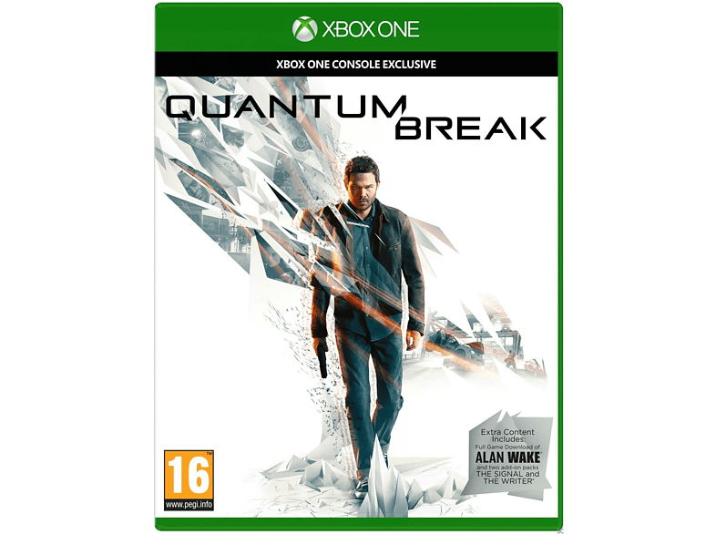 Quantum Break web offers gaming games xbox one games