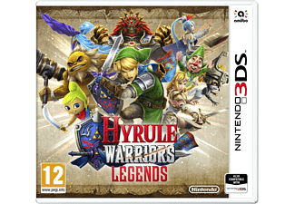Hyrule Warriors Legends (EU) Nintendo 3DS