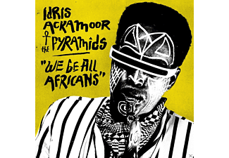 Idris Ackamoor, The Pyramids - We Be All Africans - (LP + Bonus-CD)