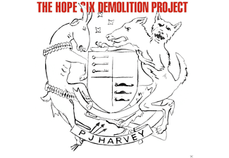 PJ Harvey - The Hope Six Demolition Project (Vinyl LP (nagylemez))