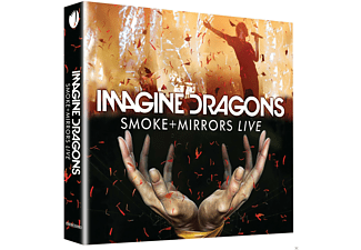 Imagine Dragons - Smoke+Mirrors Live (Toronto 2015) (Box Set) | CD + DVD Video